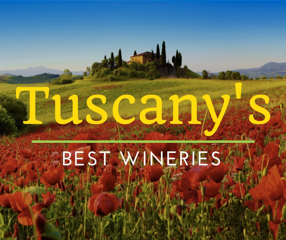 The 7 Best Wineries in Tuscany