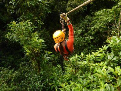 adventure activities in costa rica