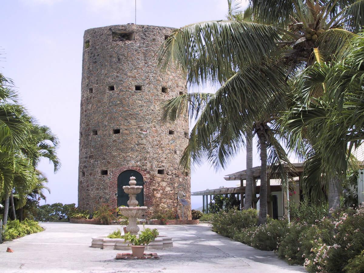 Blackbeard S Castle Tour St Thomas